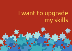 I want to upgrade my skills