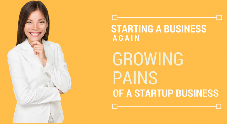 growing pains of a startup business