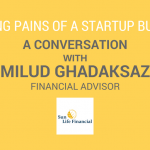Montreal Financial Advisor: Milud Ghadaksaz