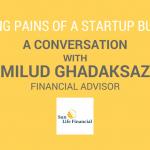 Montreal Financial Advisor: Milud Ghadaksaz
