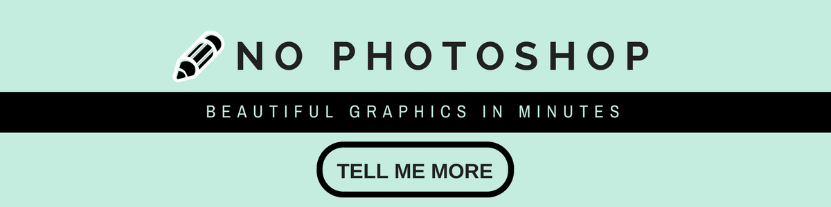create social media graphics without photoshop