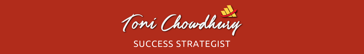 Toni Chowdhury Montreal Success Strategist Logo