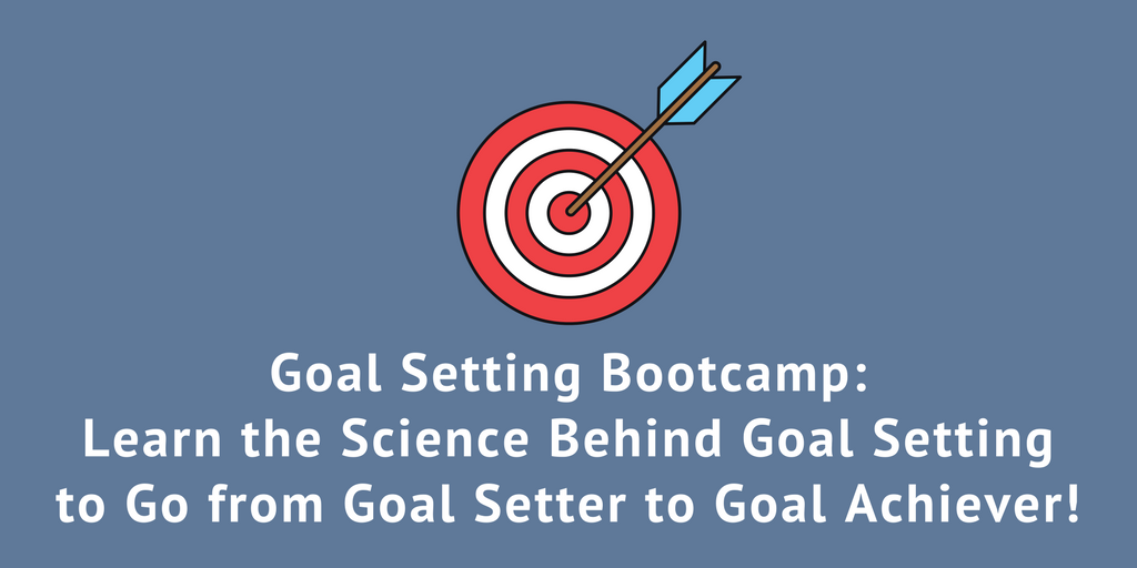 Goal setting bootcamp in Montreal by Toni Chowdhury