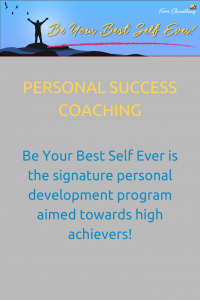 Toni Chowdhury Personal Success Coaching